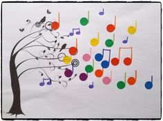 The music tree – My creative moods by Flo Source by lacourdespetits Piano Crafts, Music Crafts, Art For Kids, Crafts For Kids, Arts And Crafts, Music Tree, Music Doodle, Textiles Sketchbook, Christian Artwork