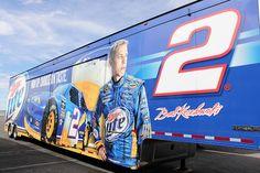 2011 NASCAR Souvenir Hauler - Brad Keselowski - Las Vegas, NV
