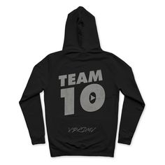 Team 10 Limited Edition Hoodie - Fanjoy