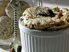 chocolate chip souffle