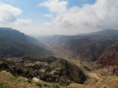 Wadi Dana, Jordan. One of my favorite places in the world.