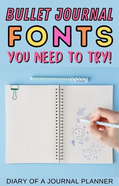 Make your bullet journal more exciting with these stunning and creative fonts! #bulletjournalfonts #bujo #bulletjournaling Bullet Journal Hand Lettering, Journal Fonts, Bullet Journal Printables, Journaling, Hand Lettering For Beginners, Hand Lettering Practice, Hand Lettering Quotes, Bullet Journal Vision Board, Bullet Journal Inspiration