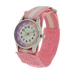 2330bc4f248a Reflex Girls Analogue Classic Quartz Watch with Textile Strap REFK0005   girlswatch Niño O Niña