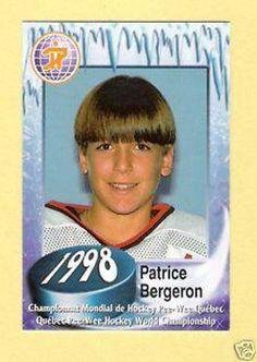 patrice bergeron as a kid Youth Hockey, Hockey Girls, Hockey Mom, Hockey Teams, Sports Teams, Ice Hockey, Patrice Bergeron, Boston Bruins Logo, Dont Poke The Bear