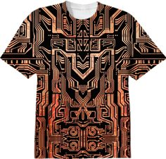 ANDROID AURUM UNISEX T-SHIRT from Print All Over Me