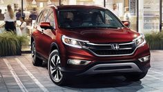 The 2016 Honda CR-V in Toronto