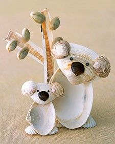 Let young crafters take inspiration from their natural surroundings. With a little imagination, flowers, leaves, twigs, and shells can be transformed into works of art.