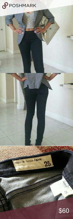 Rag & Bone Night Wash Jeans. Rag & Bone jeans. NWT. rag & bone Jeans Skinny