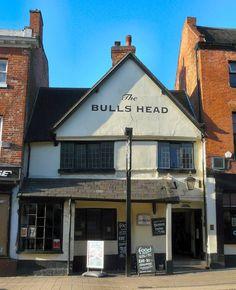 The Bulls Head Public House, Ashby de la Zouch, Leicestershire