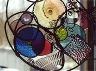 Stained Glass Garden Art Projects - Bing Images