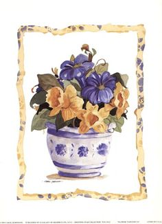 Flower Tapestry II