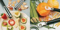 Yemek Süsleme Sanatı | Leylara - Her şey burada! Cantaloupe, Sushi, Fruit, Ethnic Recipes, Food, Meals