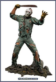 NECA Cult Classics Series 1 Jason Voorhees (Friday the 13th Part VII) Figure 2005