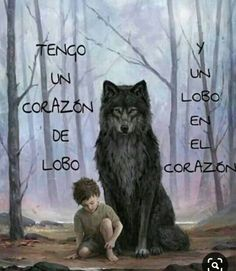 Spanish Inspirational Quotes, Inspirational Prayers, Wolf Life, Wolf Artwork, Sad Texts, Wolf Quotes, Positive Phrases, Wolf Pictures, Wolf Moon