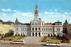 Arad City Hall, 1972