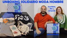 Unboxing de Ropa Solidario para hombre