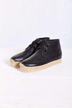 Miista Claudine Espadrille Ankle Boot