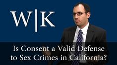 Consent is never a valid defense if you are charged with a sex crime in California  http://www.wksexcrimes.com/minors-cannot-legally-consent-to-sex-ca-pc-261-5/  #criminaldefense #attorney #lawyer