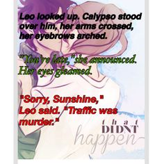 Awe. Page 500. Blood of Olympus. I just about flipped! Sorry about the spoiler. I just had too‼️