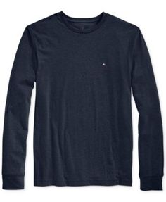 TOMMY HILFIGER Tommy Hilfiger Eric Long-Sleeve T-Shirt . #tommyhilfiger #cloth #shirts