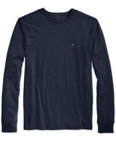 TOMMY HILFIGER Tommy Hilfiger Eric Long-Sleeve T-Shirt . #tommyhilfiger #cloth #shirts