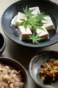 Japanese tofu dish