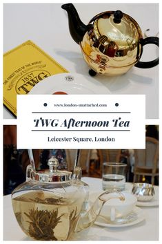 Afternoon Tea London - TWG Tea Boutique, Leicester Square #AfternoonTea #TWG #TeaBoutique #Tea #LeicesterSquare Afternoon Tea London, Best Afternoon Tea, Twg Tea, London Square, Leicester Square, London Life, World Recipes, London Travel, Light Recipes