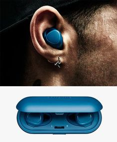 Samsung Gear IconX Wireless Earbuds -- Samsung's Gear IconX wireless earbuds stream quality sound from your phone or from the 4Gig of onboard memory. They also offer fitness tracking with built-in sensors to monitor movement, heart rate, and distance. They can also calculate calories burned. The pill-shaped storage case provides 2 full charges. $199