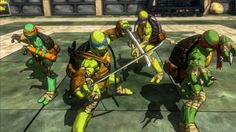 Latest TMNT game coming from Platinum Games is going to give you a Booyakasha Trip!