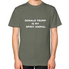 Donald Trump Is My Spirit Animal T-Shirt