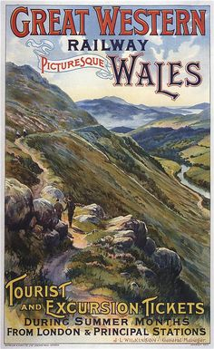 Great Western Railway - Picturesque Wales