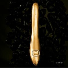 They dont have to be #neon colours and #pink. Let your personal pleasure reflect your #personalstyle.  LELO #PleasureObject in gold #Luxury for your most #luxurious parts!  Contact me for this and more. #PurveyorofPleasure #LeesiLoves  #Initimate #Toys #Gold #Grown&Sexy #lelo #AnnSummers #selflovesunday #vibelife #keepitclassy #getyours #pinkisnotmycolour #blackgold #vibrator #birmingham #sextoy #party #loveyourself