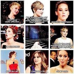 Jennifer Lawrence is perfection