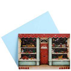 CARD For you!    Traditionelle Weihnachtsmotive in hochwertiger fotografischer Umsetzung - da kommt festliche Stimmung auf. Die Klappkarten sind innen blank, ein passender Umschlag gehört dazu. Wählen Sie aus verschiedenen Winter- bzw. Weihnachtsmotive Ihre persönlichen Favoriten.    Größe: Breite 15,5 x Höhe 11,2 cm...