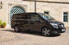 New Mercedes Benz V-Class V250 with exclusive Business Interior! #vip #van #luxury #mercedesbenz #benz #vclass #bus #luxurylifestyle #exclusive #design #car #viano #technology by KLASSEN MANUFACTURE