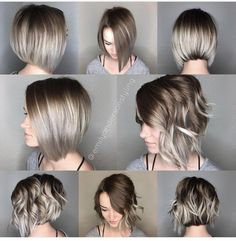 78 New Best Short Haircuts 2019 Featuring the Latest haircuts and hairstyles for all seasons. 78 New Best Short Haircuts Side Shaved Short Haircut for Hi Blonde Bob Hairstyles, Haircuts For Curly Hair, Curly Hair Styles, Inverted Bob Hairstyles, Female Hairstyles, Hairstyles 2018, Pixie Haircuts, Summer Hairstyles, Popular Short Haircuts