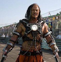 Whiplash (Ivan Vanko) from Iron Man 2