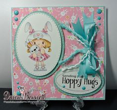 Love my bunny Susie set from www.digitaldelightsbyloubyloo.com