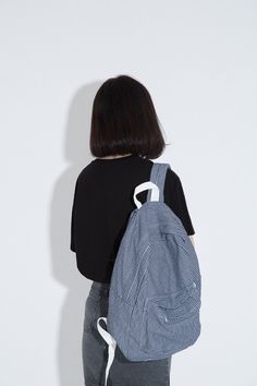 "eyste: "" STRIPE BACK PACK, 39,000원 // HIFIFNK """