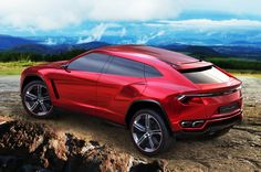 Automobili Lamborghini is all set to showcase its first new off roader SUV 4x4 car, the Lamborghini Urus SUV at the 2012 Beijing Motor Show.