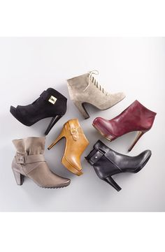 Nordstrom Boots - Back to School Boots Look Fashion, Fashion Boots, Girl Fashion, Winter Fashion, Womens Fashion, Nordstrom Boots, Cute Boots, Tan Boots, Ankle Boots