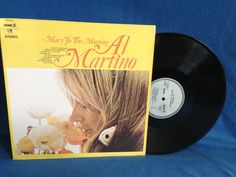 Vintage Al Martino  Mary In The Morning Vinyl LP by sweetleafvinyl