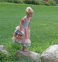 SALE..Buy 2 get 1 free..Instant Download PDF Sewing Pattern Tutorial Sugarplum Princess Girl's Dress, 6-12m to 10/12 on Etsy, $8.00