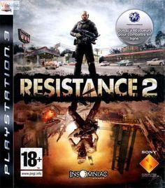 JEUX VIDEO RESISTANCE 2
