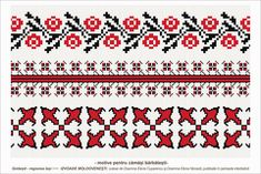 Romanian Traditional The Rcc The Dowry Exhibition Of Traditional Romanian Costumes, Romanian Tradition Stock Images Royalty Free Images Vectors, Traditional Romanian Blouses Are Made From Cotton Or Linen, Embroidery Sampler, Ribbon Embroidery, Embroidery Applique, Cross Stitch Embroidery, Embroidery Patterns, Machine Embroidery, Cross Stitch Borders, Cross Stitch Patterns, Loom Beading