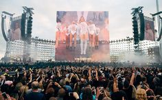 Beyoncé Formation World Tour Hampden Park Glasgow Scotand 7th July 2016