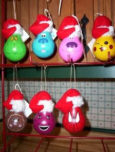 Lightbulb Crafts | CraftSayings.com U2022 View Topic   Lightbulb Ornaments    Links, Picture
