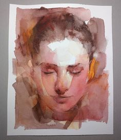 """4,215 Likes, 27 Comments - Nick Runge (@nickvrunge) on Instagram: """"4/12/2017 watercolor 8x10"""" on arches cold press sold #watercolor #painting #art #fineart #study…"""""""