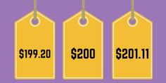 How To Set The Right Price Every Time