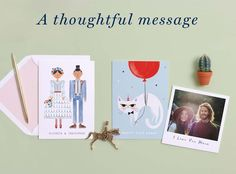 Design, made personal.. Papier let you send personalised postcards accross the UK